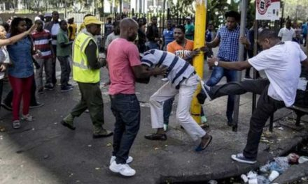 SOUTH AFRICA AND THE UNENDING XENOPHOBIC ATTACKS