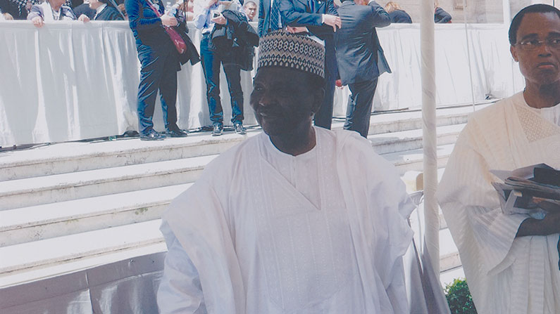 MY ENCOUNTER WITH YAKUBU GOWON