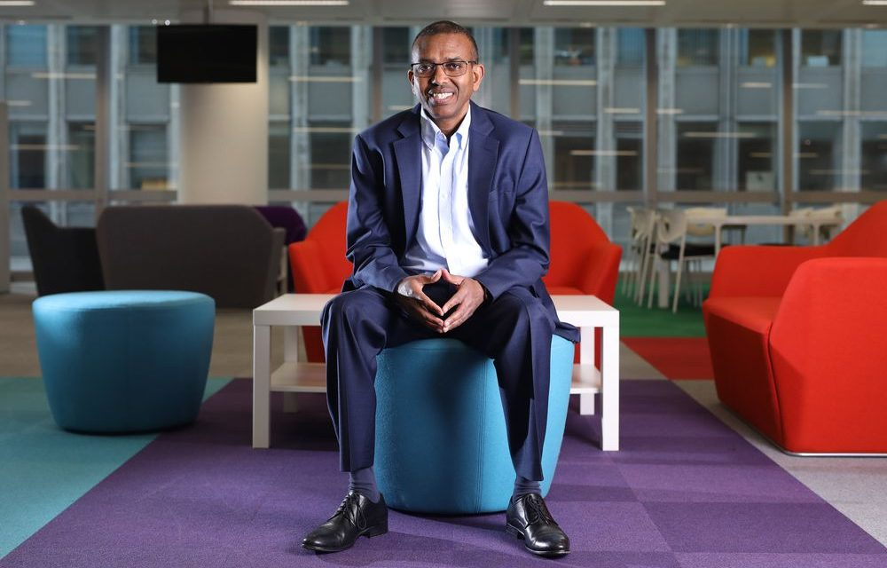 Ismail Ahmed is the Most Powerful Black Person in the UK