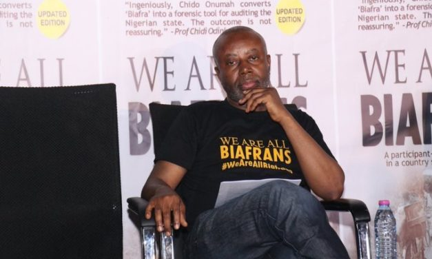 Activist and Journalist Chido Onumah Arrested for Putting on Biafra T-Shirt
