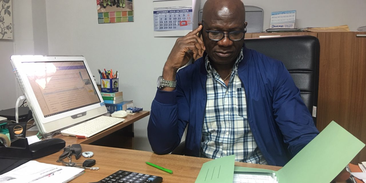 How Emeka Udalla is Attracting Italians to His Business in Naples