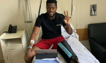 Super Eagles Goalkeeper Successful Surgery