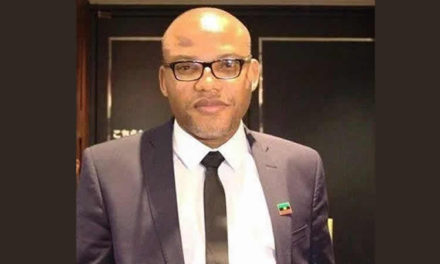 Cancellation of Nnamdi Kanu Visit to Rome Sparks Controversy