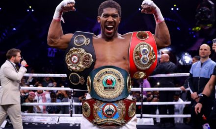 Anthony Joshua Victory Earns Him Many Disciples