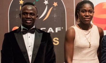 King and Queen of African Football