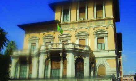 Embassy of Nigeria Rome Opens for Consular Services from June 8