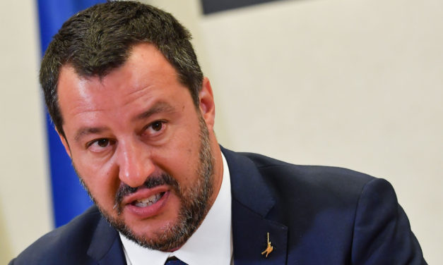 Salvini Floored Again