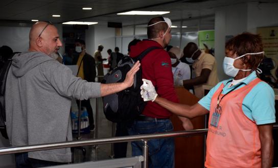 First Case of Coronavirus in Sub-saharan Africa Reported in Nigeria