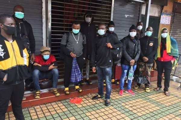 China to Stop Persecuting Africans