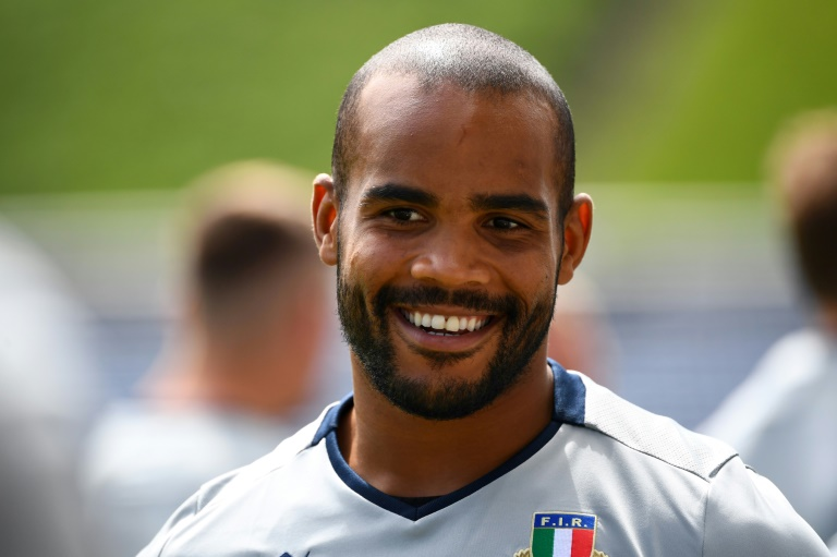 African Rugby Star who Joins Frontline to Tackle Coronavirus in Italy
