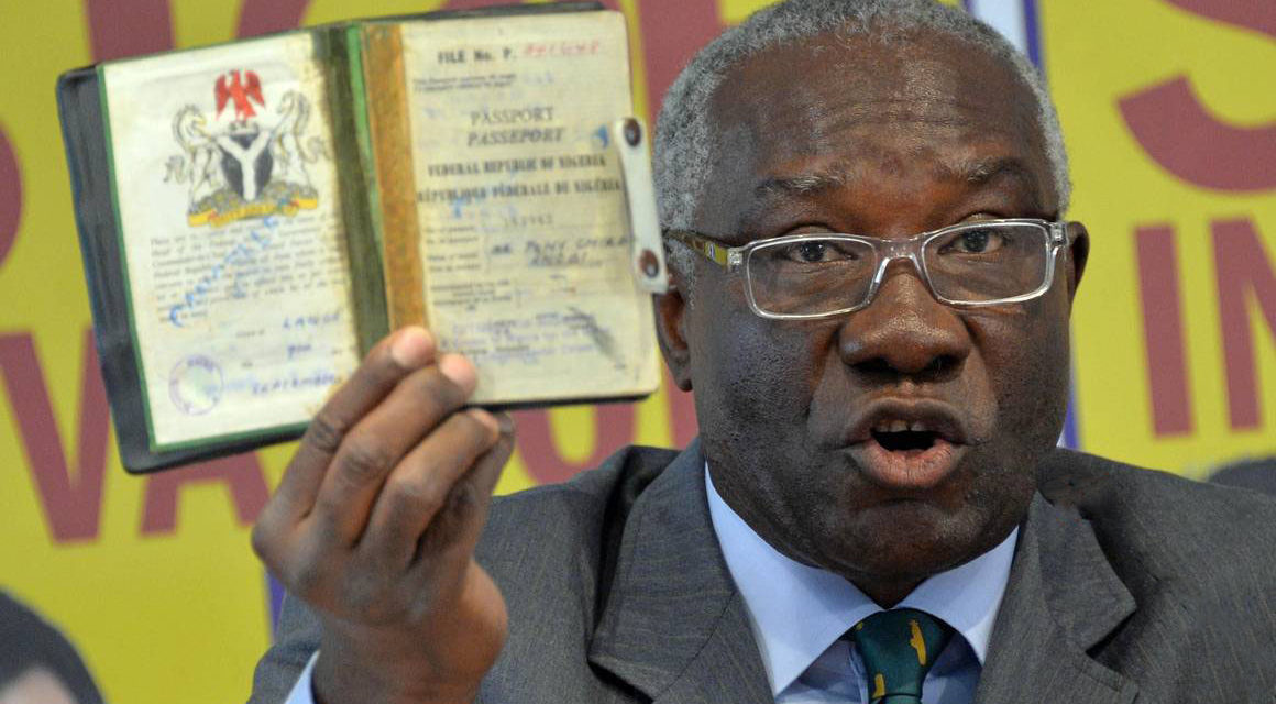 Black Life Matters Put Black Senator in Italian Parliament Tony Iwobi on the Defence