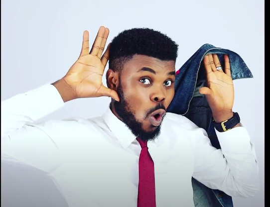 Ace Comedian Omobaba Number 1 Shows why He is Multi-Talented