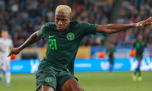 Osimhen Imminent Move to Napoli Excites Nigerians in Italy