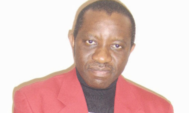 Dayo Fagbenro Makes FAO Employee Recognition Awards 2020