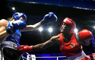 Cameroonian Born Nurse is Crowned Italy's Boxing Champion