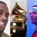 Burna Boy and Wizkid Win Grammy
