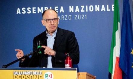 Enrico Letta Promises Automatic Citizenship to Migrant Children Born in Italy